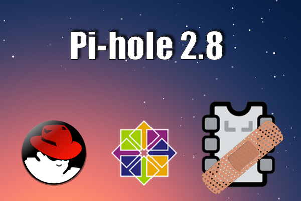 Pi-hole 2 8 Released With CentOS and RHEL Support, Plus More – Pi